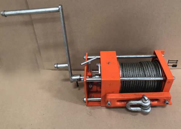 Light Industrial Winches